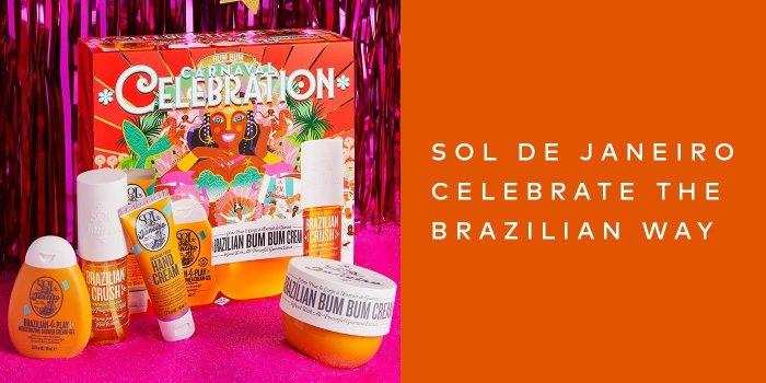Shop Sol De Janeiro's Holiday Sets on Beautylish.com
