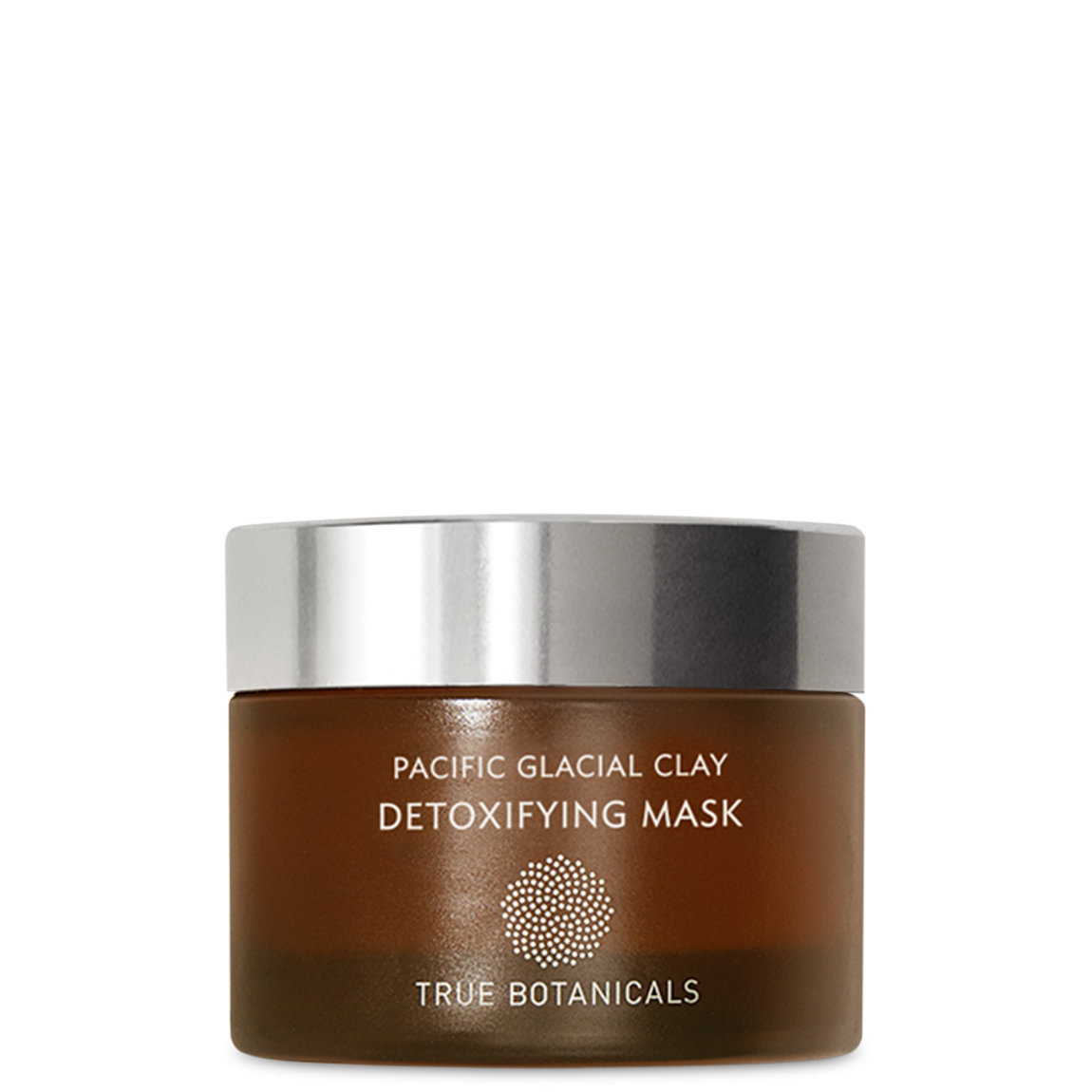True Botanicals Pacific Glacial Clay Detoxifying Mask alternative view 1 - product swatch.