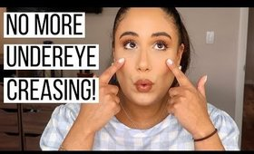 AVOID UNDER-EYE CREASING WITH THESE TIPS!    Sam Leon