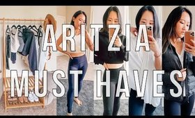 most worn aritzia must haves/my favorite best pieces from aritzia ✖︎ EverSoCozy