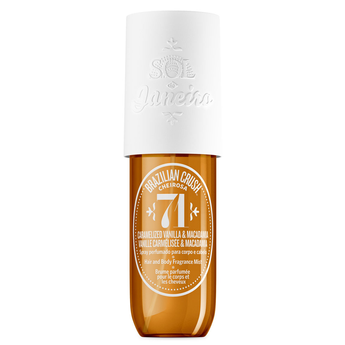 Sol de Janeiro Cheirosa '71 Hair & Body Fragrance Mist alternative view 1 - product swatch.