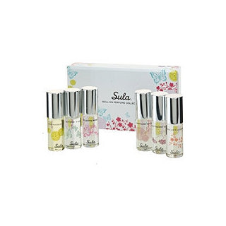 Sula Roll-On Perfume Collection