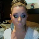 Gold smokey/ Bunhead <3