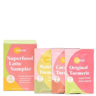 Superfood Latte Sampler