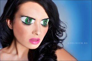 make-up: Georgiana Ionita, foto: Andreea Retinschi