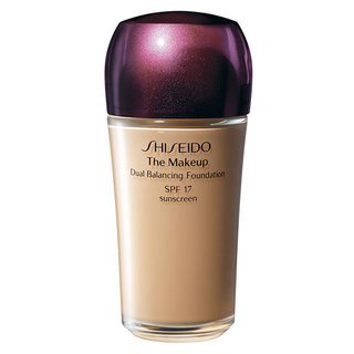 Shiseido The Makeup Dual Balancing Foundation SPF 17