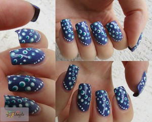Blog post: http://bydanijela.blogspot.com/2013/06/miss-selene-3d-polka-dots.html