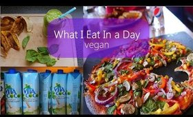 What I Eat In a Day: 100% VEGAN | Dillon Alexandra
