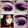 Purple Smokey Eye (vcruzbebe)