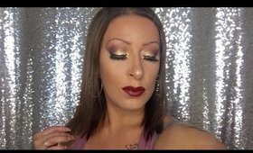 Deep Summer Glam   Makeup Tutorial Ft. DodoLashes