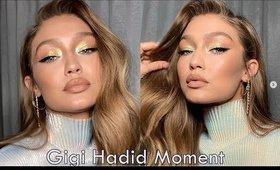 Gigi Hadid makeup tutorial. A Gigi Moment