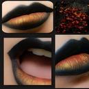 Autumn inspired lips
