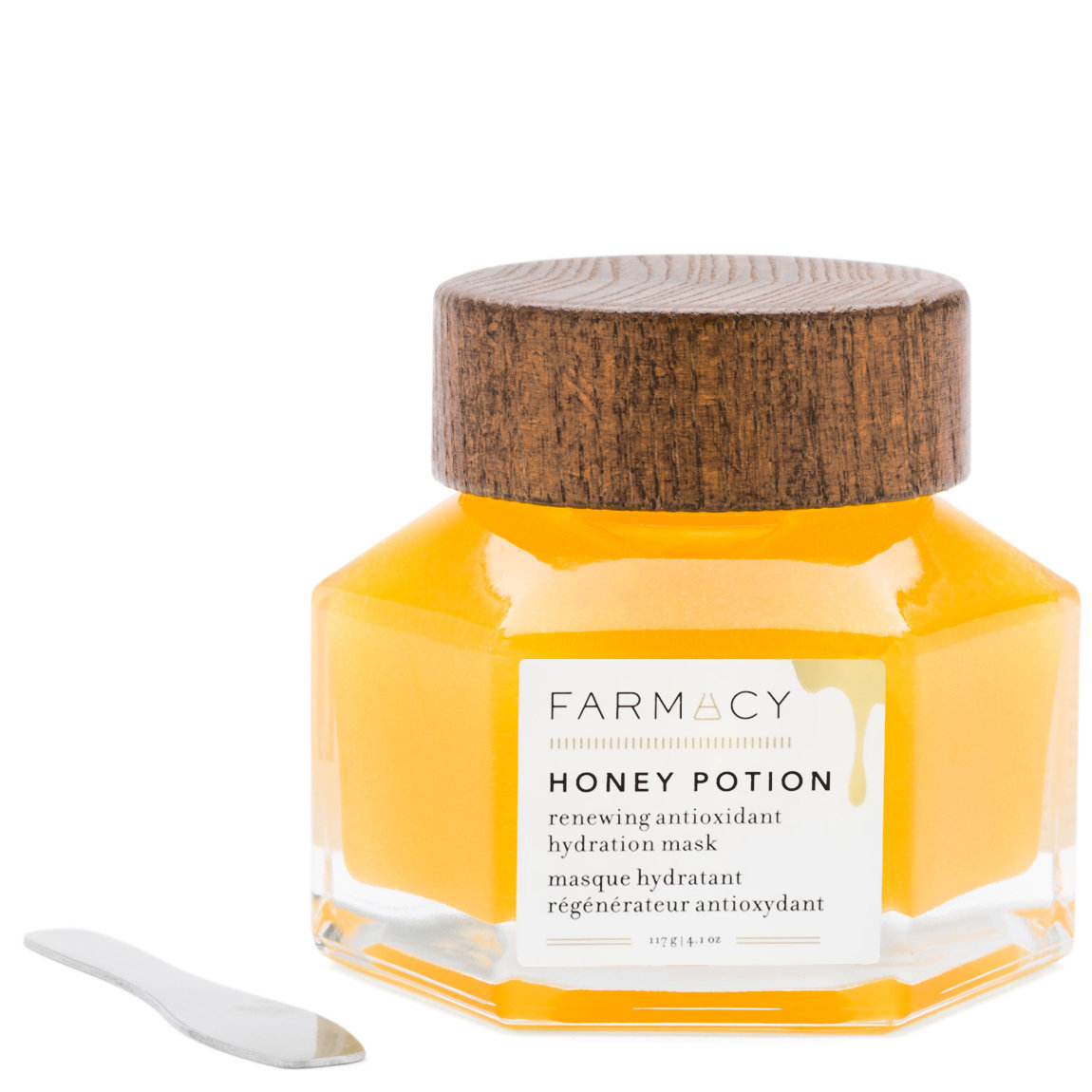 Farmacy Honey Potion Renewing Antioxidant Hydration Mask 4.1 oz