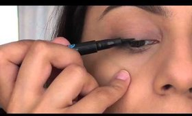 EYELINER FOR BEGINNERS AND DIFFERENT TYPES OF EYELINER!
