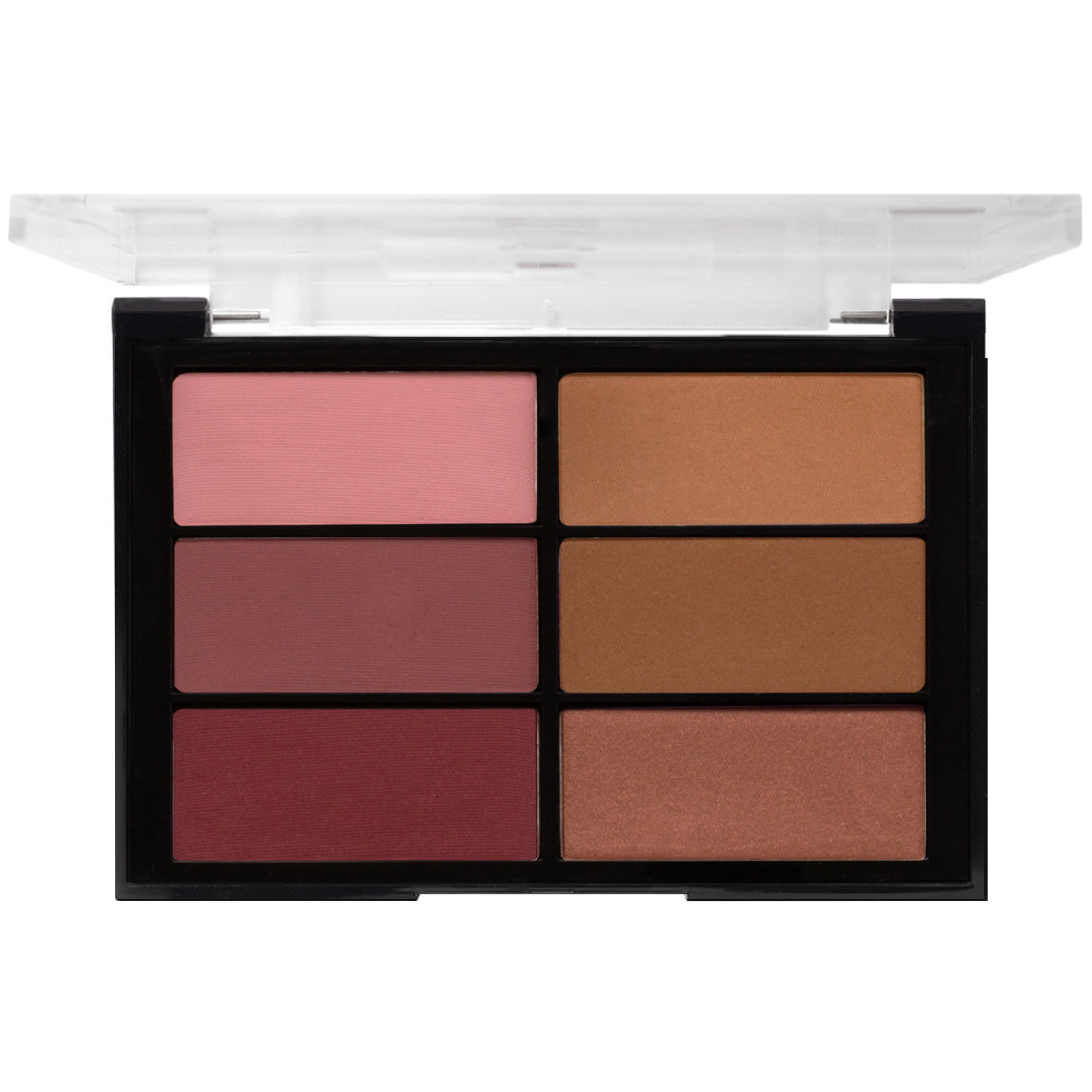 Viseart Blush Palette 1 Plum Bronze product swatch.