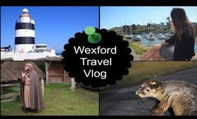 Irish Adventures | Wexford Travel Vlog | Eimear McElheron