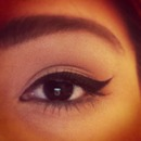 Simple wing liner