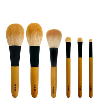 KOYUDO Kakishibuzome Series Brush Set