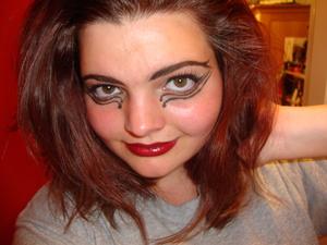 Judas Makeup