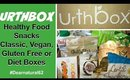 URTHBOX: Healthy Food Snacks | Classic, Vegan, Gluten Free or Diet Boxes