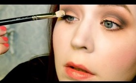 How to Blend Eyeshadows featuring Neutral Colors
