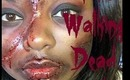 Halloween Tutorial | The Walking Dead inspired Zombie