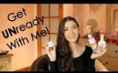 Get UNready With Me | My Skincare Routine (For Oily Skin) + ANNOUNCEMENT!