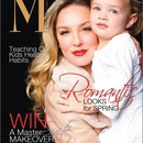 M Cover -  Actress Elisabeth Rohm