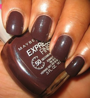 Maybelline Purple Trend