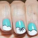 Tie nails