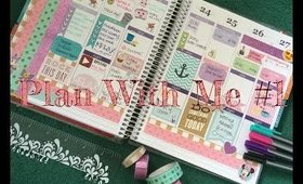 Plan With Me #1 :: Sept 21-27 | #LovenHELLAplanning