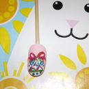 Pretty Little Egg, Tied With A Bow!