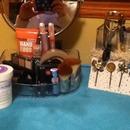 my mini vanity ;)