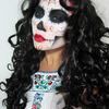 I'm a Mexican Sugar Skull!