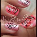 2NE1's Bom Nails