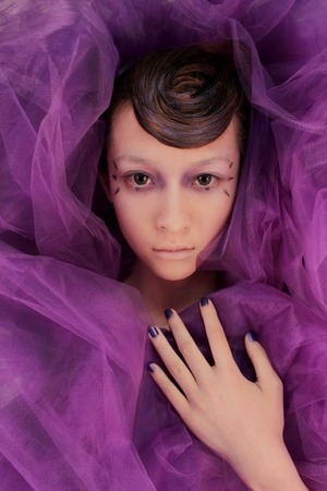 The Purple Elf