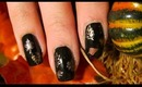Falling Leaves Nail Tutorial