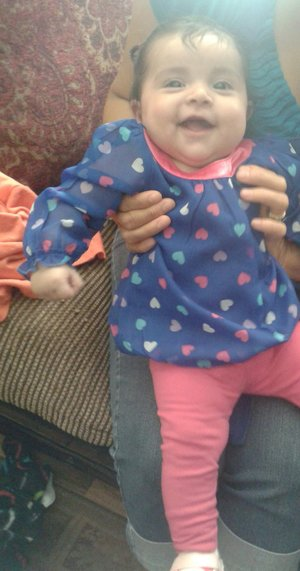 My Baby girls Outfit ! Got It From Ross :)