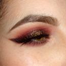 Winged Smokey Eye