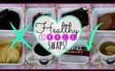 Healthy Snack Swaps!