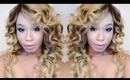How To: Big Sexy Natural Curls   Malaysian Virgin Hair