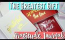 The Greatest Gift Gratitude Journal, Gift a Gratitude Journal & know the Gratitude Journal Benefits