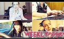 Weekly Vlog #78 | Diploma Work Overload & Catching up with xameliax