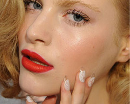 Joy Cioci Nails, New York Fashion Week S/S 2012