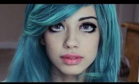Anime Girl Makeup Tutorial