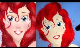 Disney Ariel Little Mermaid Speed Drawing 2020   Lillee Jean
