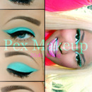 "Nicki Minaj ""Beez in the trap"" ispired Makeup look"