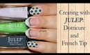 Creating with Julep: Dotticure and French Tip Mix & Match (Ep. 4)