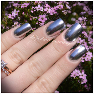 swatch and review on the blog: http://www.thepolishedmommy.com/2014/03/opi-push-shove.html