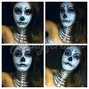 skull face & neck bones